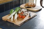 Picture of the waney edge bunbury chopping board