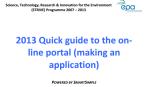 EPA smart simple guide